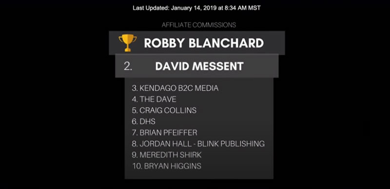 Robby Blanchard is the #1 ClickBank Affiliate in the World